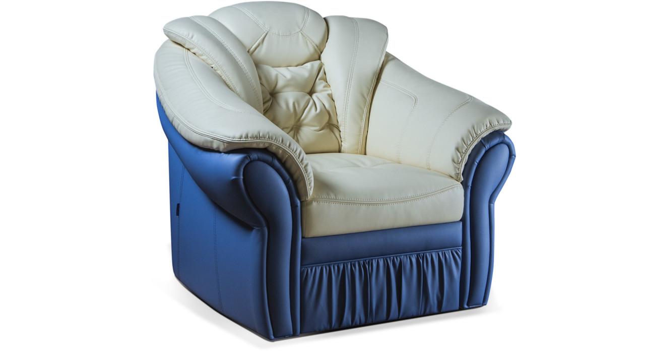 ШИК 640 кресло-кровать кожа