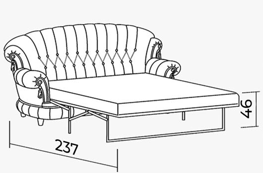 Размера - ШИК 701 светло-серый